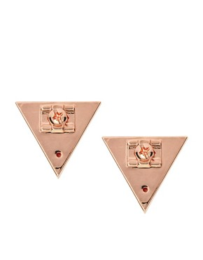 Image 4 ofASOS Smooth Triangle Collar Tips
