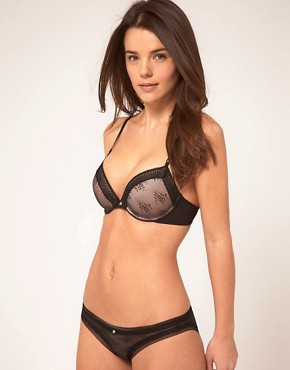 Image 4 ofElle Macpherson Intimates Mesmerise Boost Contour Bra
