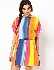 Ruby Rocks Rainbow Dress