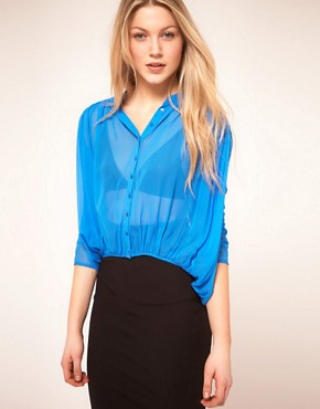 Image 1 ofVero Moda Boxy Blouse
