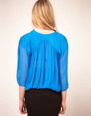 Image 2 ofVero Moda Boxy Blouse