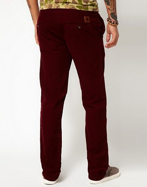 Image 2 ofCarhartt Trousers Johnson Cords Regular Tapered