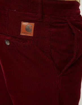 Image 3 ofCarhartt Trousers Johnson Cords Regular Tapered