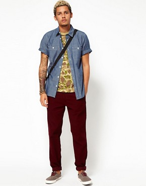 Image 4 ofCarhartt Trousers Johnson Cords Regular Tapered