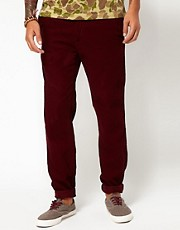 Carhartt Trousers Johnson Cords Regular Tapered