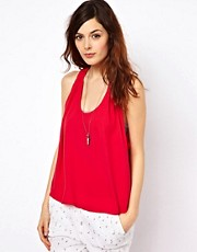 By Zoe Drapey Tank Top