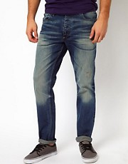 Jack &amp; Jones Nick Original Tapered Jeans