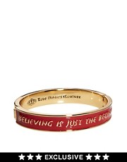 Disney Couture Exclusive To ASOS Believing Is Just The Beginning Bangle