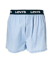 Levi&#39;s  Gewebte Boxershorts mit Streifen