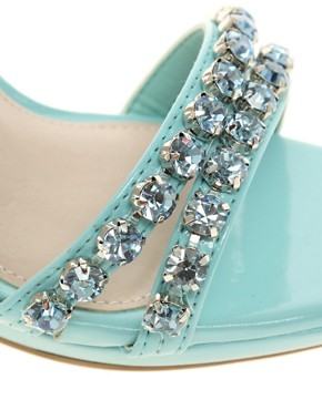 Image 3 ofCarvela Ginny Jewel Strappy Heeled Sandals
