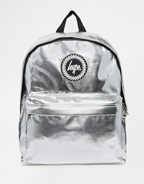 Hype Metallic Backpack