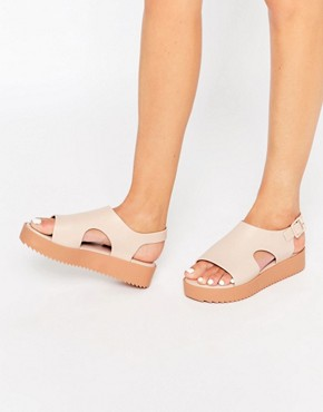 Melissa Nude Hotness Sandals