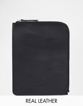Sandqvist Bebgt Leather iPad Case