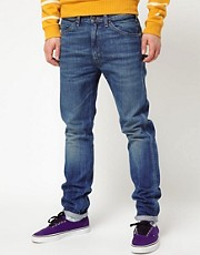 Levi's Vintage Jeans 1960 605 Slim Fit Stock Crop