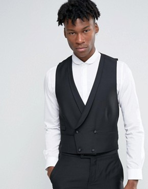 Hart Hollywood by Nick Hart Slim Dinner Waistcoat