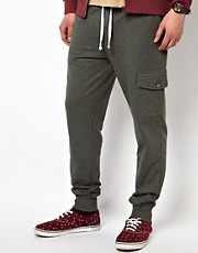 ASOS Skinny Sweatpants With Cargo Pockets