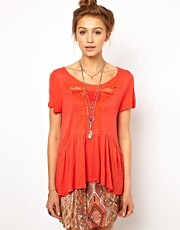 Free People Candy Crafty T-Shirt
