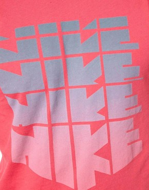 Image 3 ofNike Block Logo T-Shirt