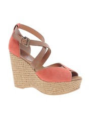 Ash Parasol Heeled Sandal