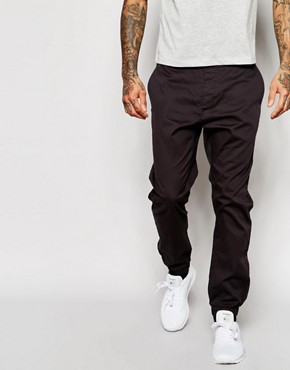 New Look Smart Jogger in Charcoal