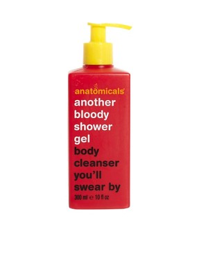 Image 1 ofAnatomicals Another Bloody Shower Gel  300ml