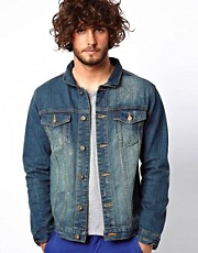 Another Influence Denim Jacket