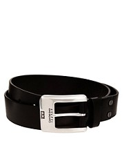 Calvin Klein Jeans Leather Belt