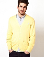 Polo Ralph Lauren - Cardigan con giocatore di polo