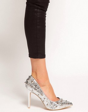 Image 3 ofCarvela Galaxy Spike Heeled Shoes
