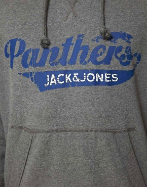 Image 3 ofJack &amp; Jones Hooded Sweatshirt
