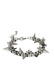 ASOS Jewelled Spike Bracelet