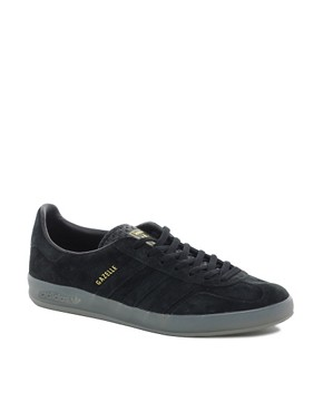 Image 1 ofAdidas Originals Gazelle Indoor Trainers