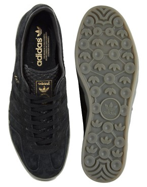 Image 3 ofAdidas Originals Gazelle Indoor Trainers