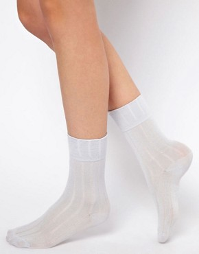 Image 2 ofASOS Slinky Ankle Socks