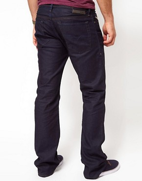 Image 2 ofDiesel Jeans New Fanker Bootcut 661D Dark Wash