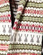 Image 2 of Paul Smith Fairisle Long Scarf