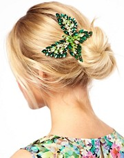 ASOS Butterfly Hair Comb