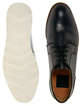 Image 3 ofASOS Derby Shoes With Wedge Sole