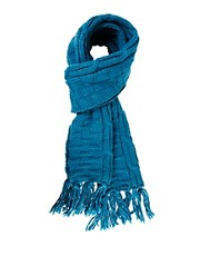 Firetrap Scarf Cable Knit
