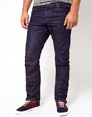 Jack & Jones - Stan - Jeans stretti in fondo