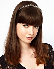 Limited Edition Jewel Tiara Headband