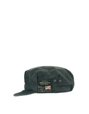 Image 4 ofDenim &amp; Supply by Ralph Lauren Army Cap