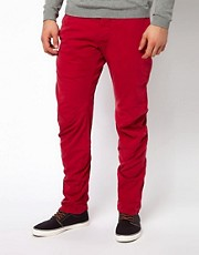 G Star Chinos Omega 3D Tapered
