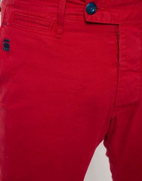 Image 3 ofG Star Chinos Omega 3D Tapered