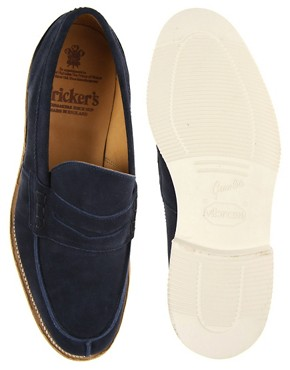 Image 3 ofTrickers Exclusive for ASOS James Penny Loafers