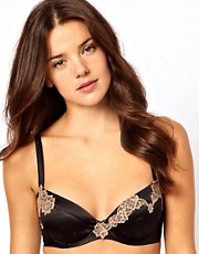 Elle Macpherson Intimates Obsidian Phoenix Contour Bra