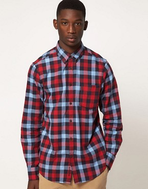 Image 1 ofBen Sherman Oxford Gingham Shirt