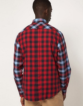 Image 2 ofBen Sherman Oxford Gingham Shirt