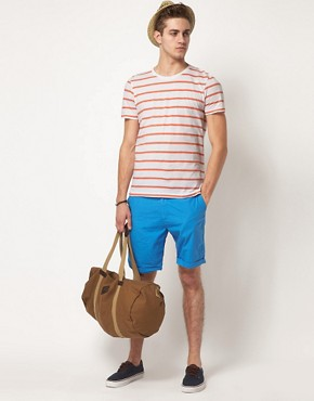 Image 4 ofASOS Stripe T-Shirt