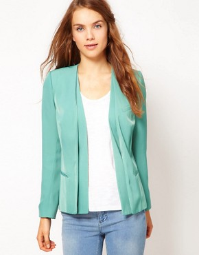 Image 1 ofA Wear Edge to Edge Blazer
